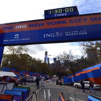 2012 NYC Marathon Canceled