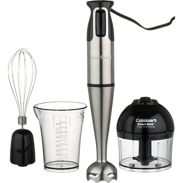 Cuisinart Hand Blender ~ Immersion blender call yourself a healthy cook must