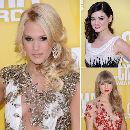 Get an Up-Close Look at the Hair and Makeup From the CMAs