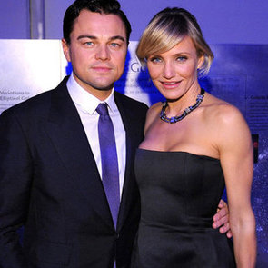 Cameron Diaz and Leonardo DiCaprio at NYC Party   Pictures