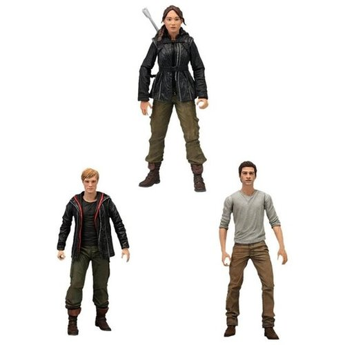 The Hunger Games Action Figure Set ($95)