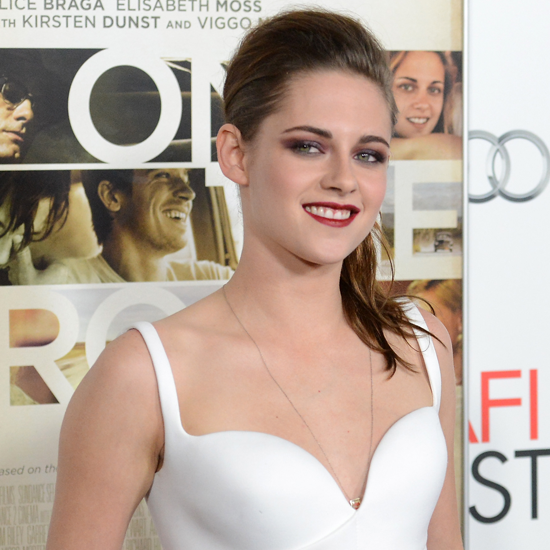 Kristen Stewart Video at On the Road AFI Fest Screening