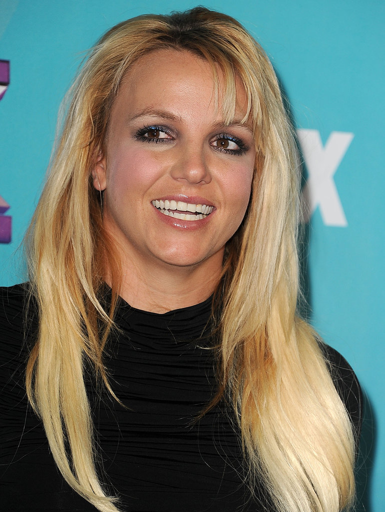 Britney Spears and Demi Lovato Party With X Factor Finalists