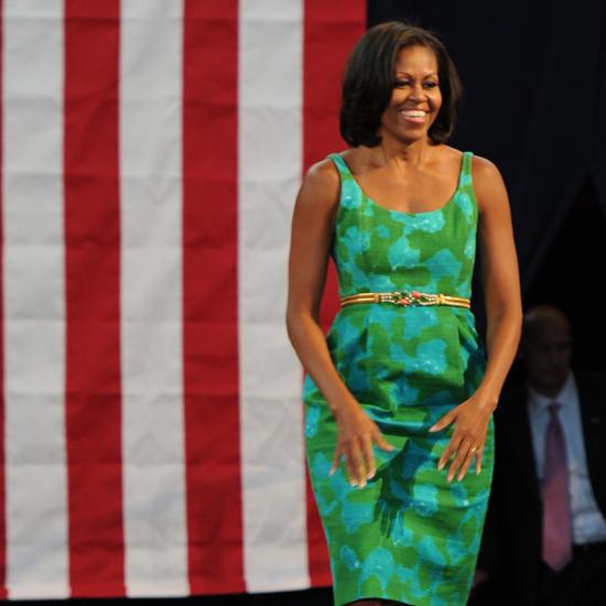 Michelle Obama Campaign Style 2012