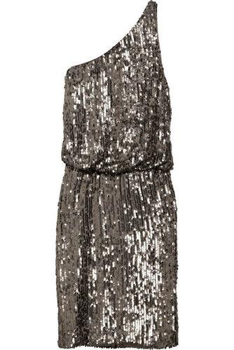 Halston Heritage Crepe Dress