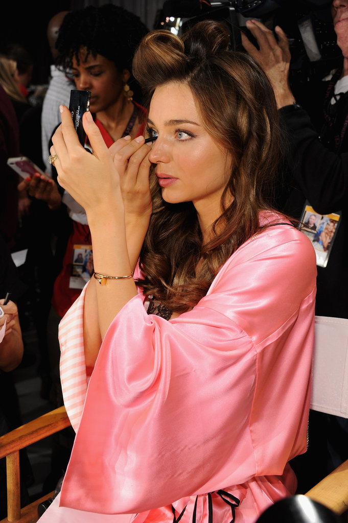 Miranda Kerr gave herself a touch up.