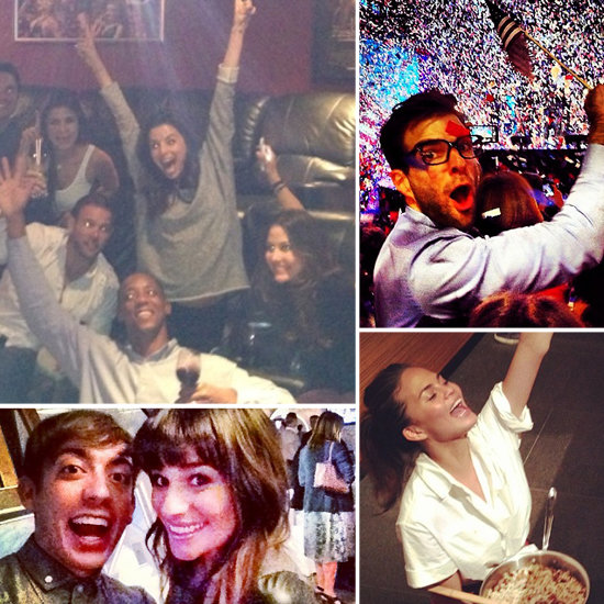 President Obama Re-Elected — See How the Stars Celebrated!