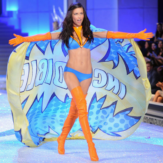 All the Pictures from the 2011 Victoria's Secret Fashion Show: The World's Hottest, Sexiest Lingerie Models Strut the Runway