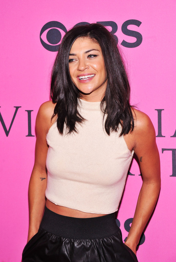 Jessica Szohr stepped out in NYC for the Victoria's Secret Fashion Show after party.