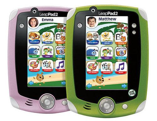 For 3-Year-Olds: LeapFrog LeapPad2 Explorer