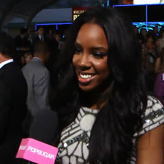 Kelly Rowland on Baby Blue and Beyonce   Video Interview