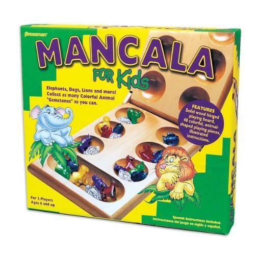 For 6-Year-Olds: Mancala For Kids