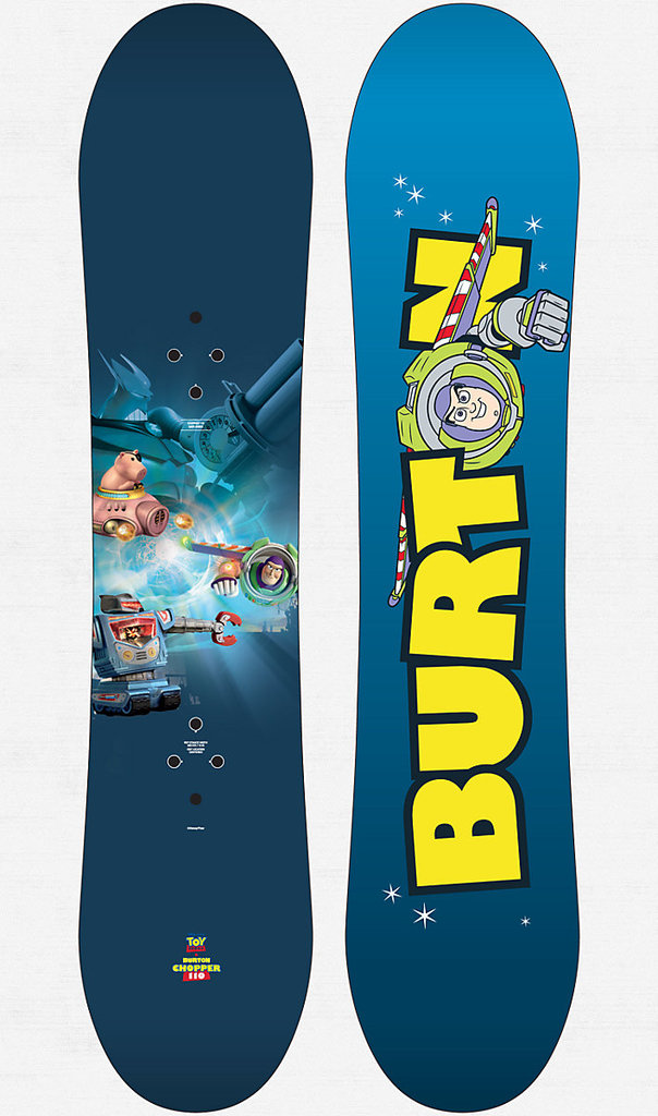 Buzz Lightyear Chopper Toy Story Snowboard ($