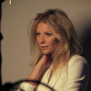 Gwyneth Paltrow Max Factor Video The Writer