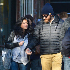 Jake Gyllenhaal Holding Hands With Mystery Woman in NYC
