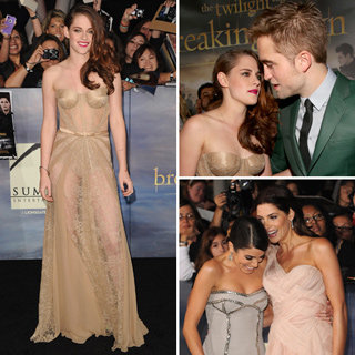 Breaking Dawn Premiere: Kristen Stewart, Robert Pattinson