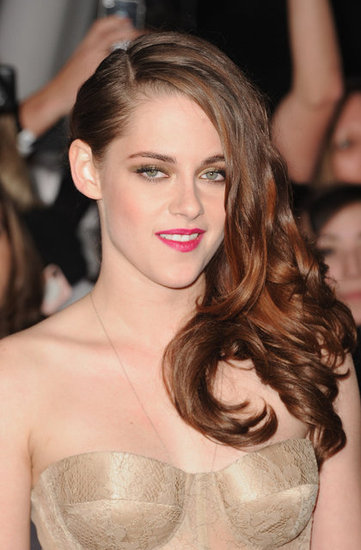Photos of Kristen Stewart at the Breaking Dawn 2 Premiere