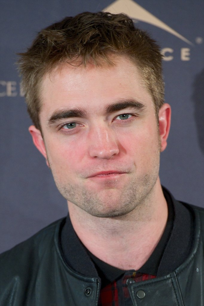 Robert Pattinson stepped out for a photo call in Madrid.