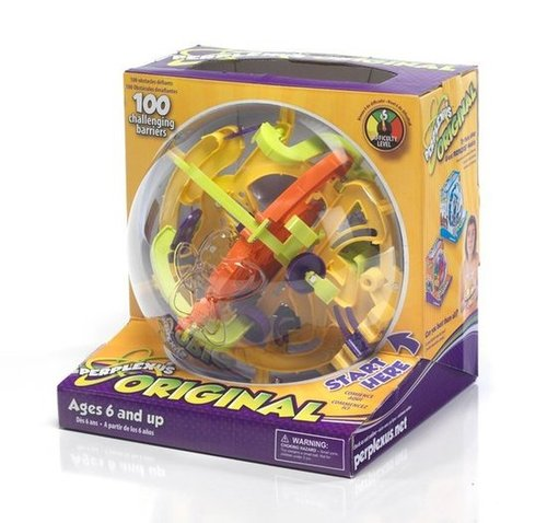 For 5-Year-Olds: Perplexus