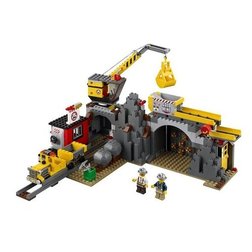 For 5-Year-Olds: Lego City The Mine