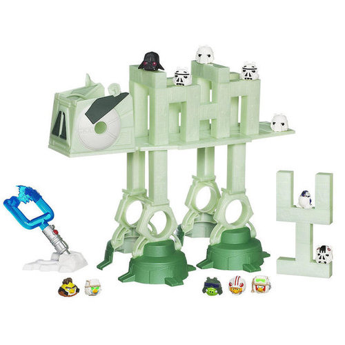 For 5-Year-Olds: Angry Birds Star Wars AT-AT Attack Battle Game
