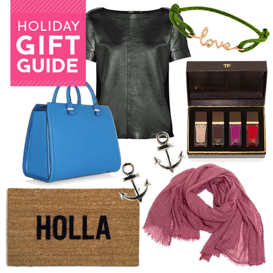 Pop's editors got a head start on planning for 2012 so that you have plenty of time to find the right earrings, stationery, or bag to give. Click through to see 100 top picks for the perfect present!