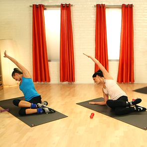 Holiday Fitness & Exercise, Pilates Workout Video