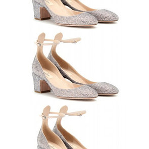 Shoe Trends And Shopping: Five Best Stacked High Heels