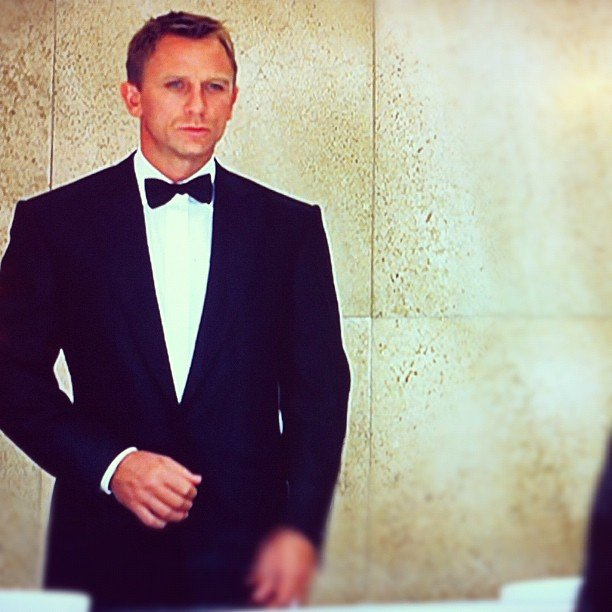 Jess caught up on past James Bond films in preparation for the Sydney premiere.