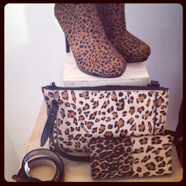 Country Road is going all out with the leopard print for their latest collection! It hits stores in February.