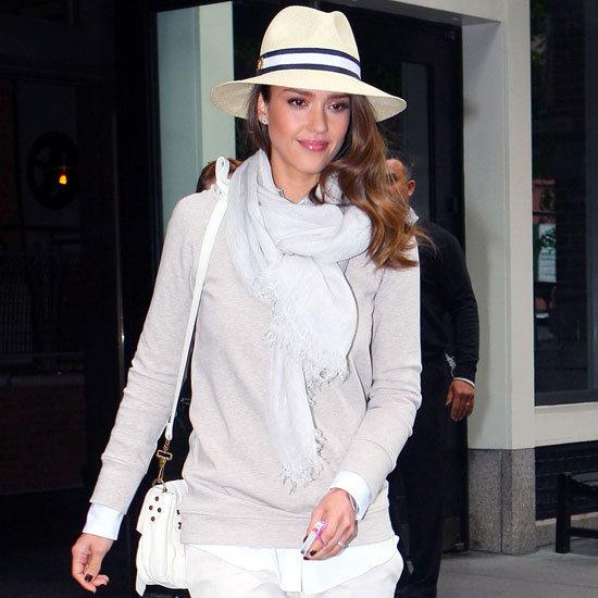Jessica Alba Style 2012