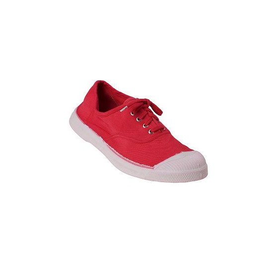 Canvas sneaker, $42.10, Bensimon at Jildor
