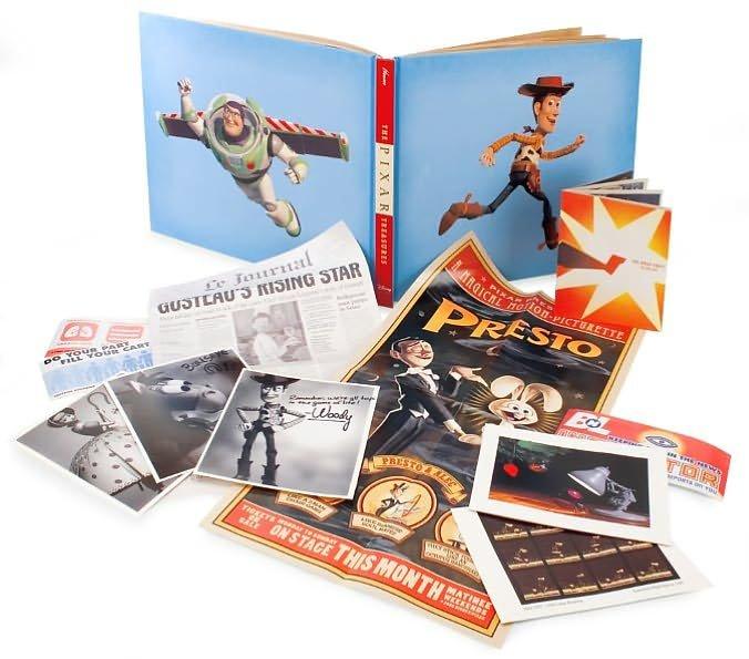 The Pixar Treasures