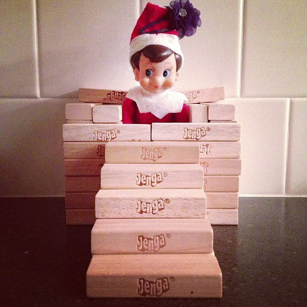 The Jenga Jingle