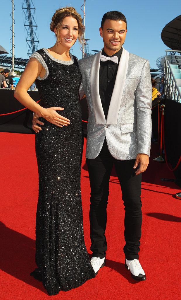 2011: Jules and Guy Sebastian