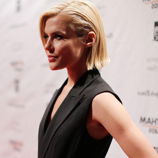 Pregnant Lara Stone, Emily Blunt & more at the Gotham Awards