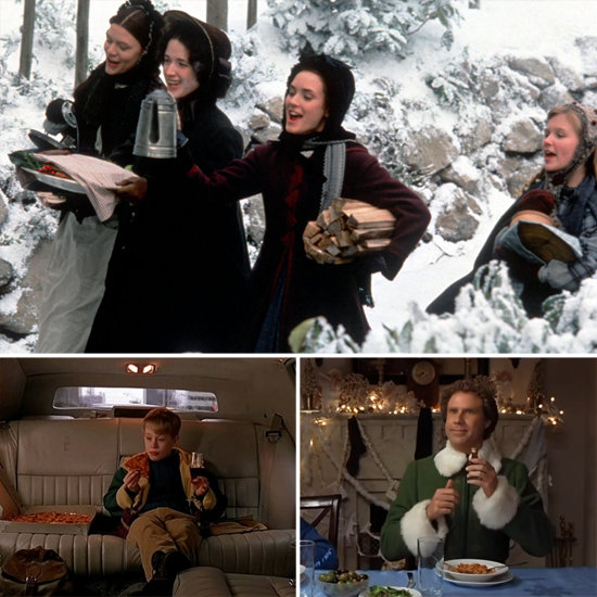 The Most Delicious — and Disastrous — Holiday Movie Food Scenes