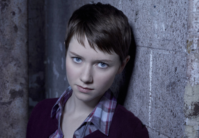 Valorie Curry as Denise in The Following.