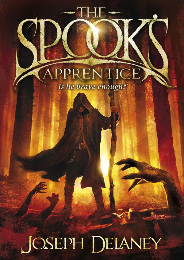 The Spook's Apprentice by Joseph Delaney