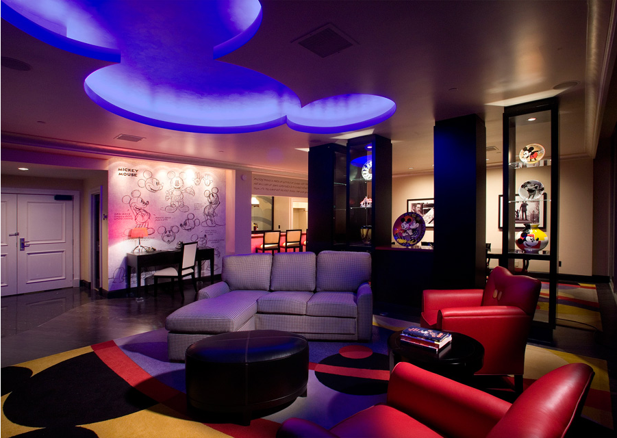 Mickey Mouse Penthouse — Anaheim, CA
