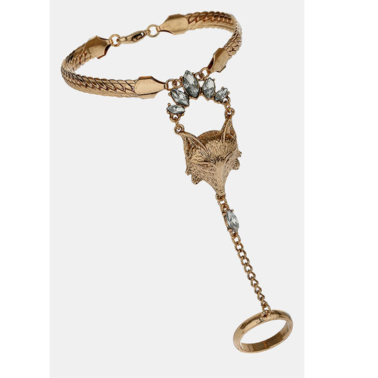 Hand chain, approx $28, Topshop at Nordstrom