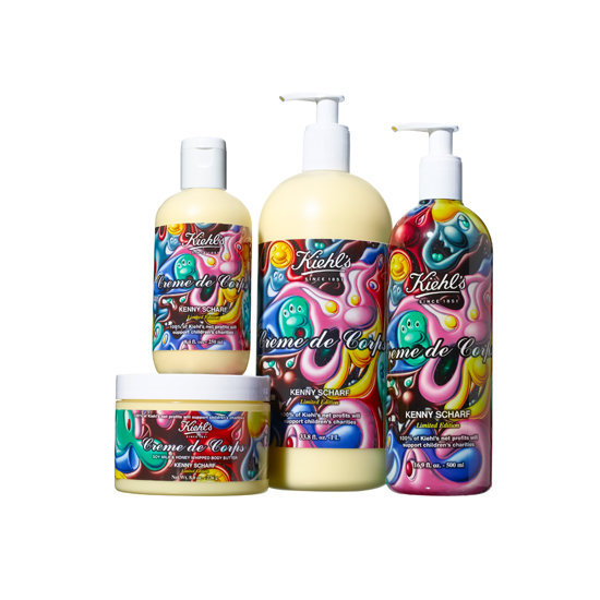 Kiehl's Kenny Scharf Limited Edition Crème de Corps, from $38