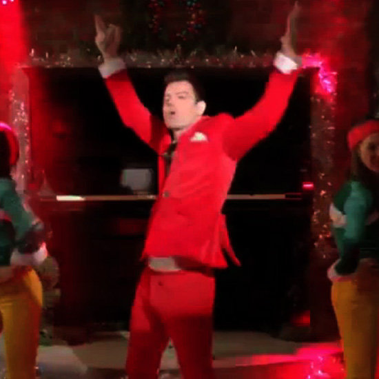 Jordan Knight's Old Navy Holiday Ad (Video)