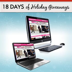 GeekSugar Holiday Giveaway