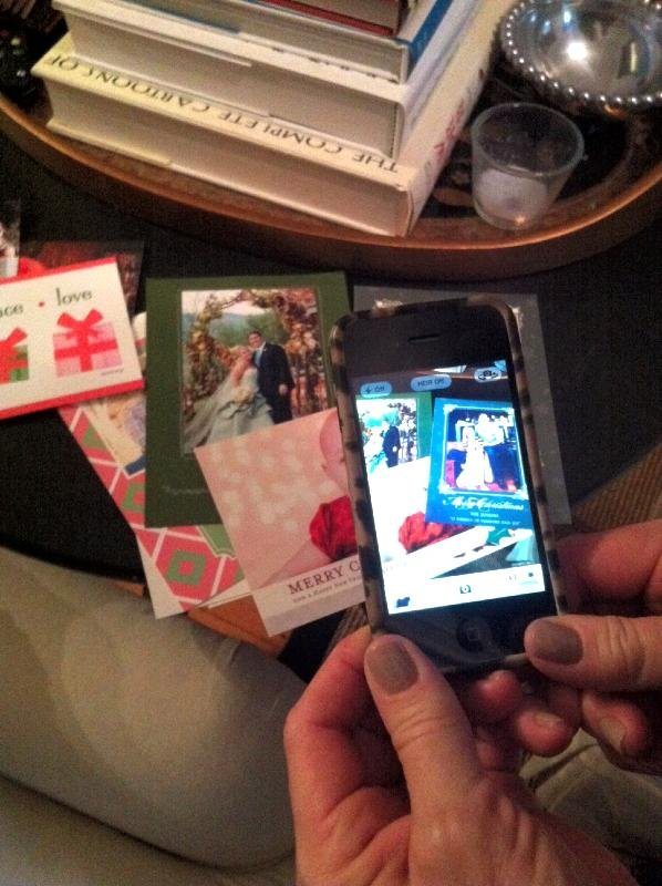 Turn Photo Cards Into iPhone Contacts