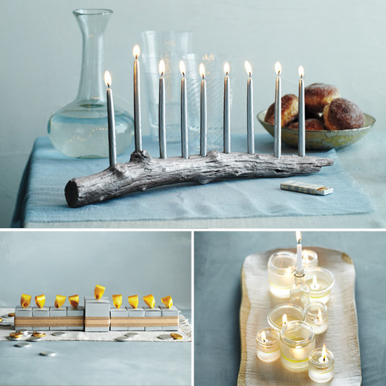 4 Menorahs to Craft With Your Kids