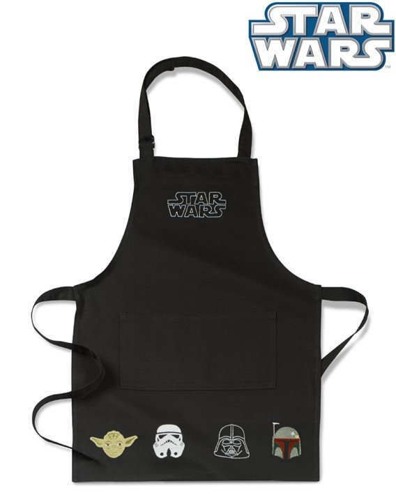 Personalized Star Wars Apron