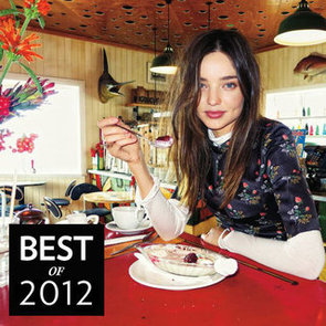 Vote for the Best Model of 2012: Miranda? Karlie? Cara?