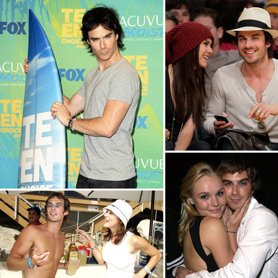 Happy Birthday, Ian Somerhalder — See His Sexiest Looks!