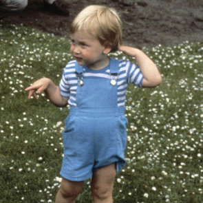 Kate Middleton and Prince William Childhood Pictures
